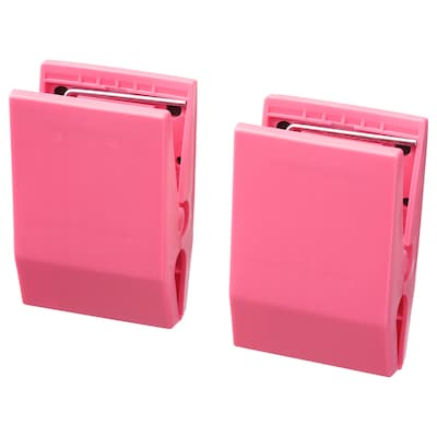 TOTEBO Clipe com íman, rosa