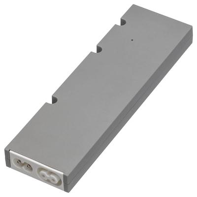 TRÅDFRI Transformador p/controlo sem fios, cinz, 10 W