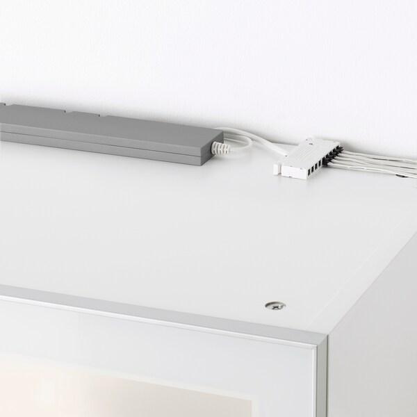TRÅDFRI Transformador p/controlo sem fios, cinz, 30 W
