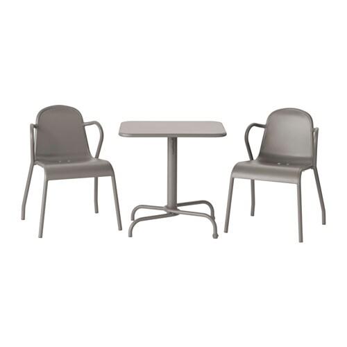 Tunholmen mesa 2 cadeiras exterior ikea - Mesas exterior ikea ...