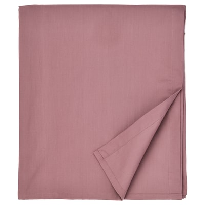 ULLVIDE lençol rosa escuro 200 Polegada² 260 cm 240 cm