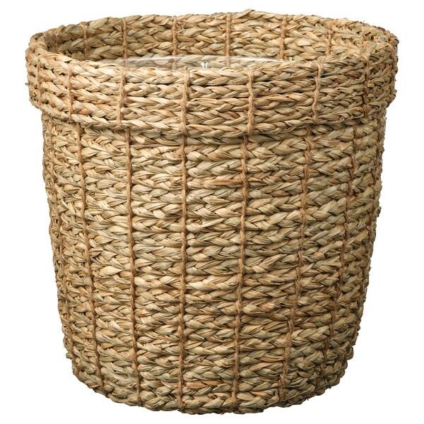 VALLMOFRÖN Vaso, alga, 24 cm