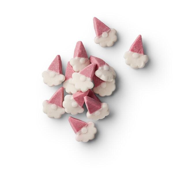 VINTERSAGA Espuma doce, com sabor a arando e baunilha, 80 gr