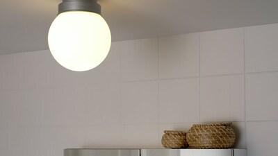 Iluminação de casa de banho