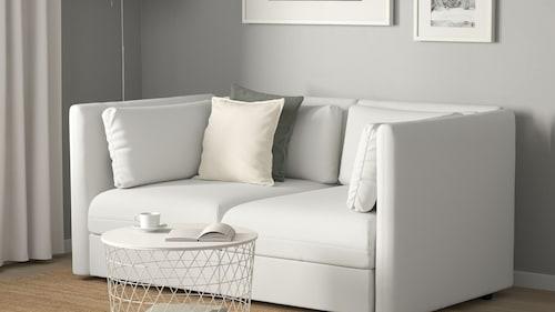 Sofás modulares de tecido