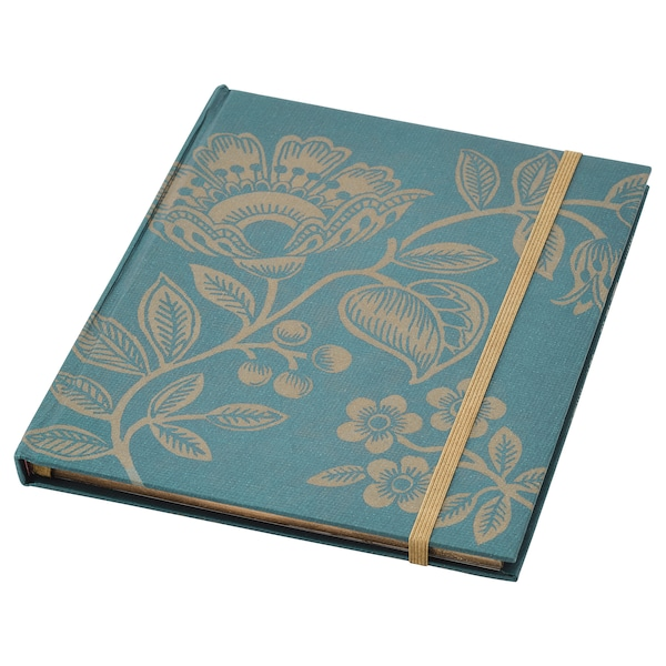 ANILINARE note-book green/gold-colour 70 pieces 20.0 cm 16.0 cm 1.2 cm 80 g/m²