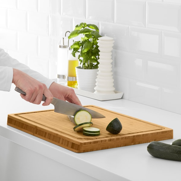 APTITLIG butcher's block bamboo 45 cm 36 cm 33 mm