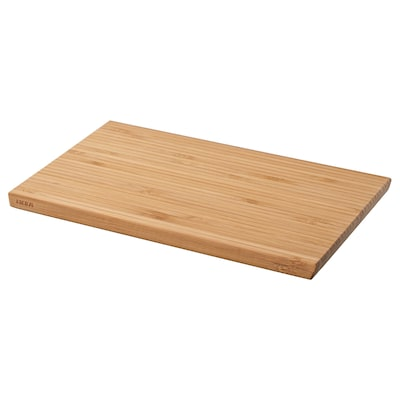 APTITLIG Chopping board, bamboo, 24x15 cm