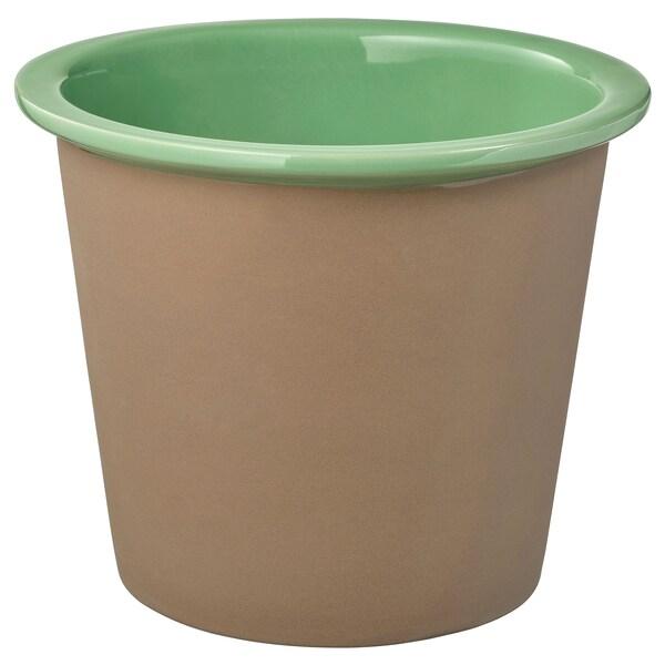 BERGAMOTT plant pot in/outdoor light green 17 cm 20 cm 15 cm 17 cm