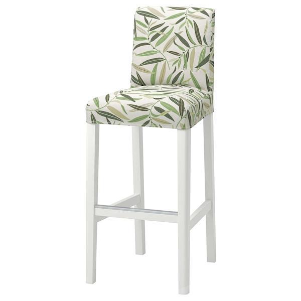 BERGMUND غطاء كرسي ذو مسند للظهر, Fågelfors عدة ألوان