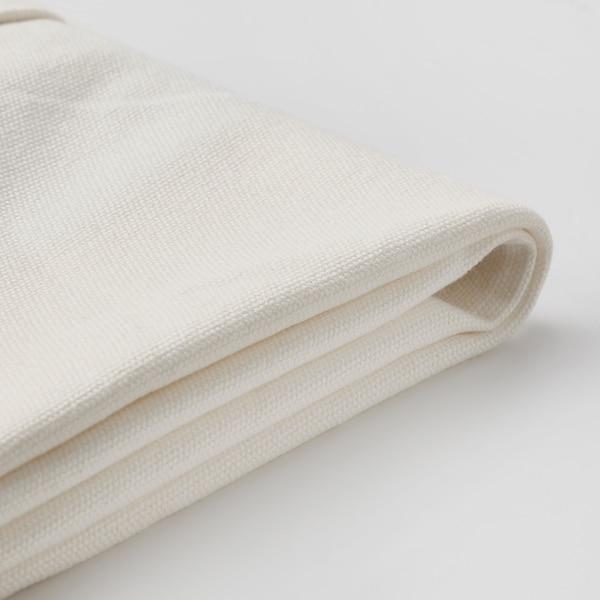 BERGMUND غطاء كرسي ذو مسند للظهر, Inseros أبيض