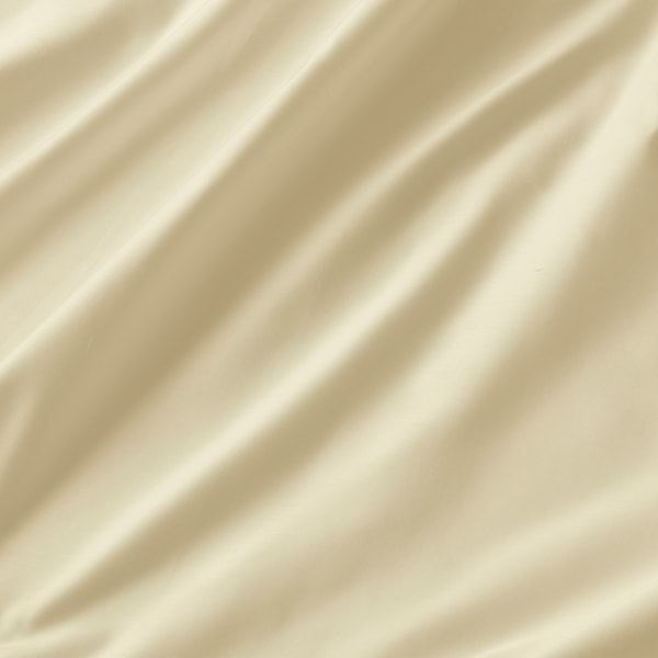 BJÖRKAL شرشف بمطاط, بيج, 90x200 سم