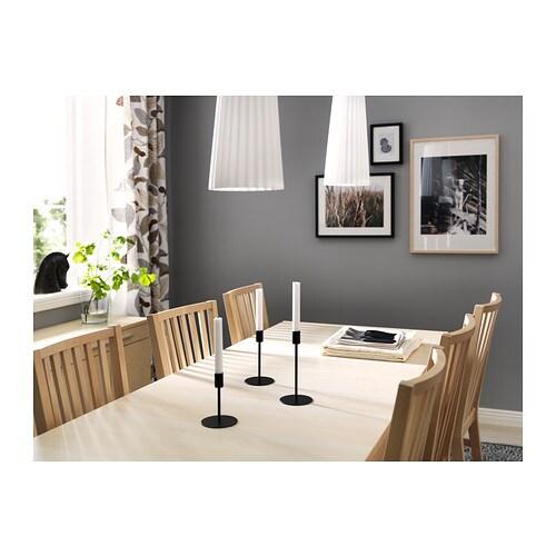 BJURSTA Extendable Table