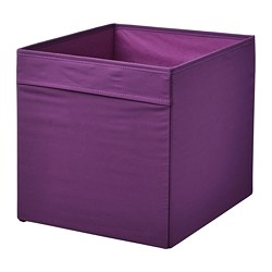 DRÖNA box, purple