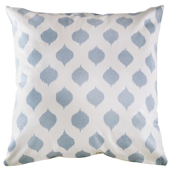 EKSPINNARE cushion cover blue 65 cm 65 cm