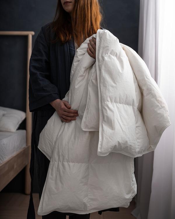 FJÄLLARNIKA Duvet, warm, 150x200 cm