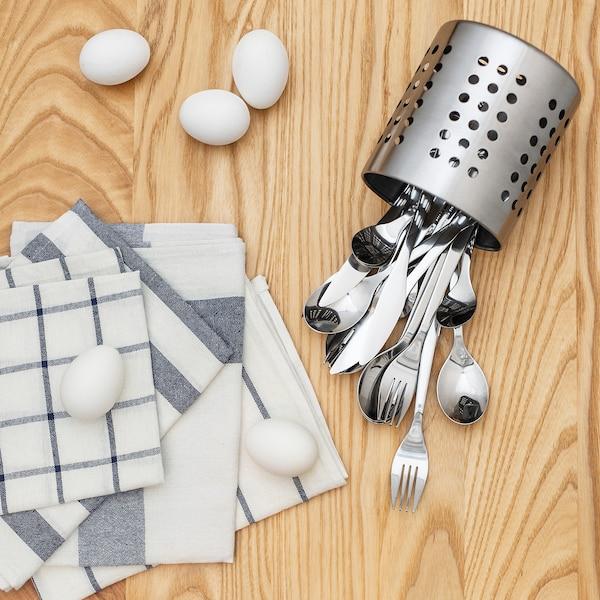 FÖRNUFT 24-piece cutlery set stainless steel