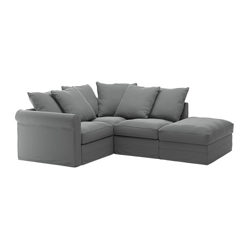 Gr 214 Nlid Corner Sofa 3 Seat With Open End Ljungen Medium