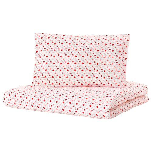IKEA GULSPARV Quilt cover/pillowcase for cot