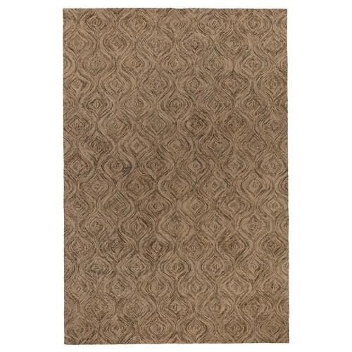 GUNDERUP rug beige 300 cm 200 cm