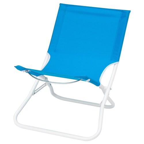 HÅMÖ beach chair blue 54 cm 65 cm 63 cm 40 cm 38 cm 37 cm 100 kg 3 kg