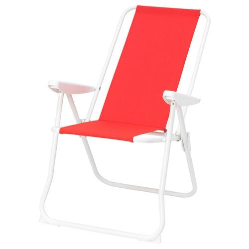 HÅMÖ reclining chair red 60 cm 66 cm 97 cm 45 cm 37 cm 44 cm 100 kg 4.40 kg