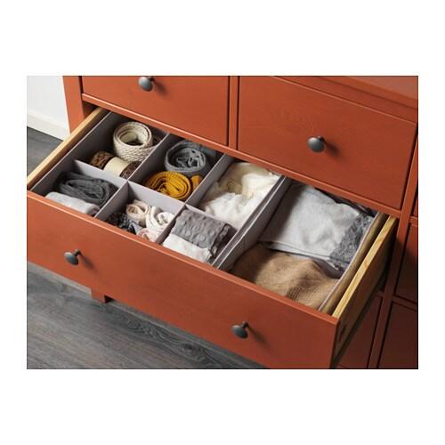 hemnes chest of 8 drawers - white stain - ikea, Hause deko