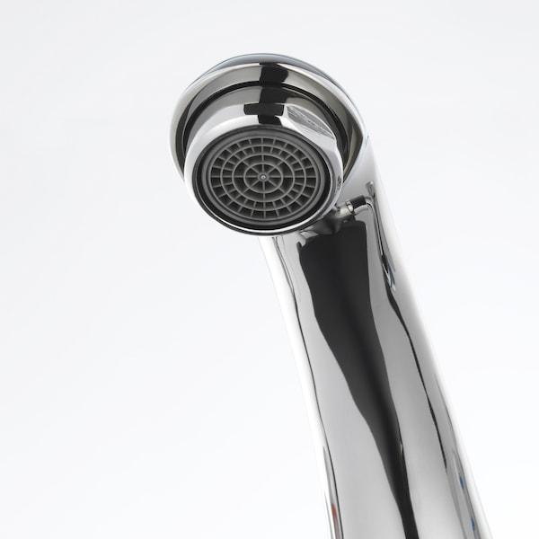 HEMNES / ODENSVIK Wash-stand with 2 drawers, white/Runskär tap, 103x49x89 cm