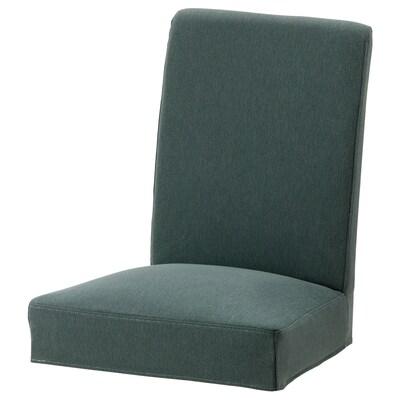 HENRIKSDAL غطاء كرسي, Finnsta تركواز