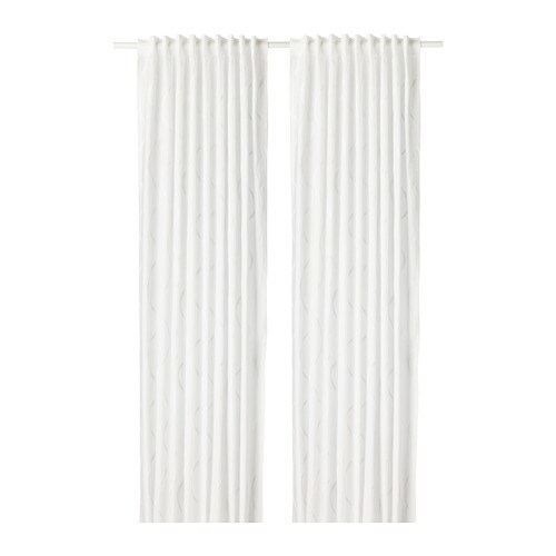 HILLMARI Curtains, 1 Pair