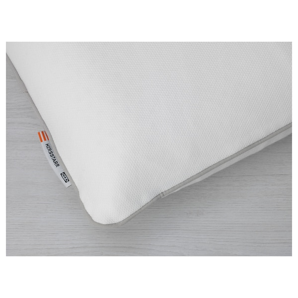 HIRSSTARR Latex pillow, 50x80 cm