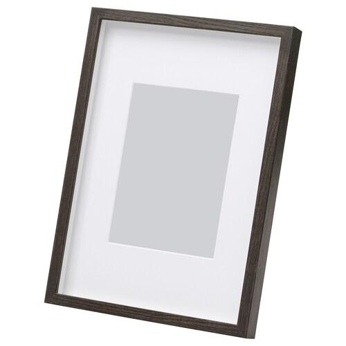 HOVSTA frame dark brown 21 cm 30 cm 13 cm 18 cm 12 cm 17 cm 23 cm 32 cm