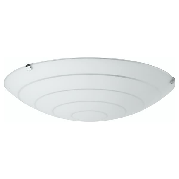 HYBY Ceiling lamp, white