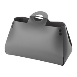 IDEBO cable management bag, grey