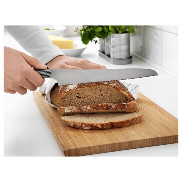 IKEA 365+ سكينة خبز, ستينلس ستيل, 23 سم