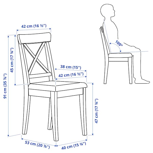 INGATORP / INGOLF طاولة و4 كراسي, أبيض/Hallarp بيج, 155/215 سم