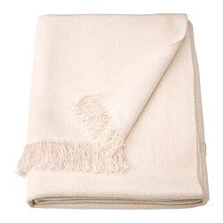 INGRUN throw, white