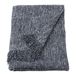 INGRUN throw, dark blue