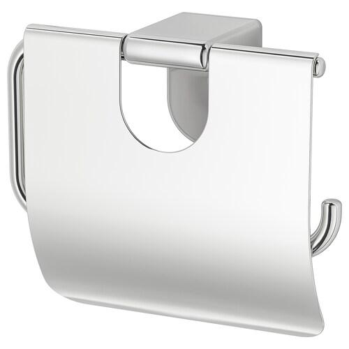 KALKGRUND toilet roll holder chrome-plated 14 cm