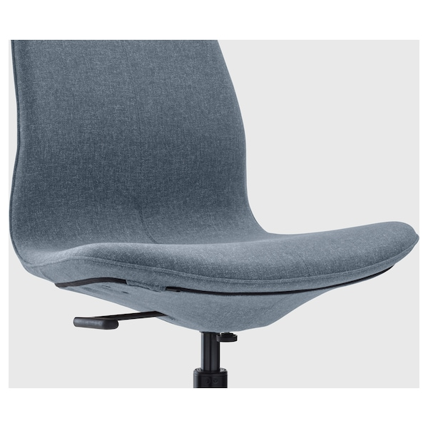 LÅNGFJÄLL Conference chair, Gunnared blue/black