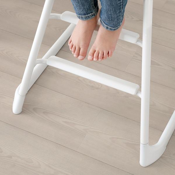 LANGUR junior/highchair white 56 cm 61 cm 87 cm 22 cm 21 cm 56 cm
