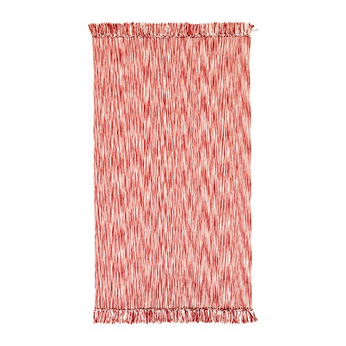 LAPPLJUNG Rug, flatwoven IKEA Easy to keep clean since it is machine washable.