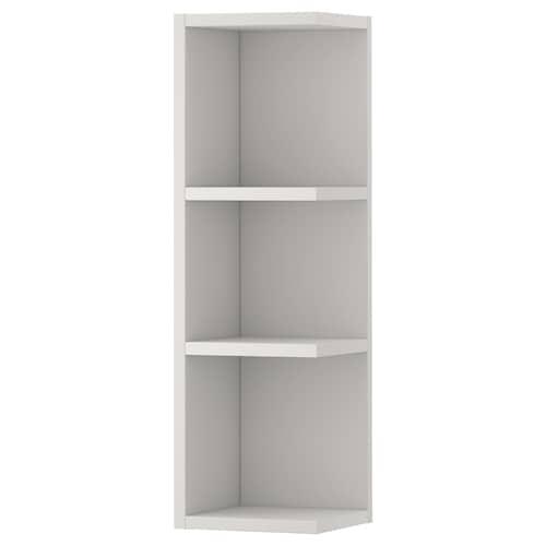 LILLÅNGEN end unit grey 19 cm 19 cm 64.0 cm