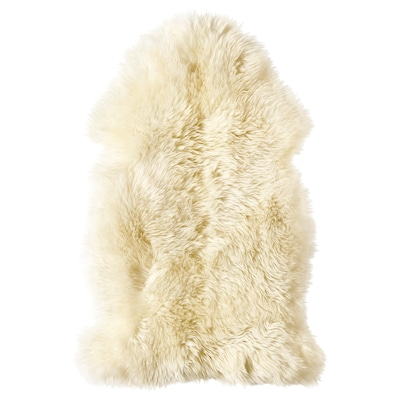 LUDDE Sheepskin, off-white