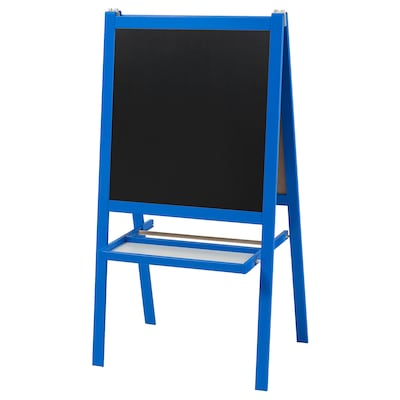 MÅLA Easel, dark blue