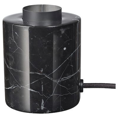 MARKFROST Table lamp, marble black