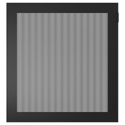 MÖRTVIKEN باب, أسود, 60x64 سم
