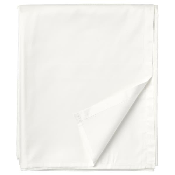 NATTJASMIN شرشف, أبيض, 150x260 سم