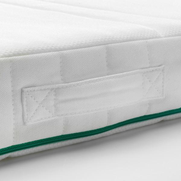 NATTSMYG foam mattress for extendable bed 165 cm 200 cm 130 cm 80 cm 9 cm