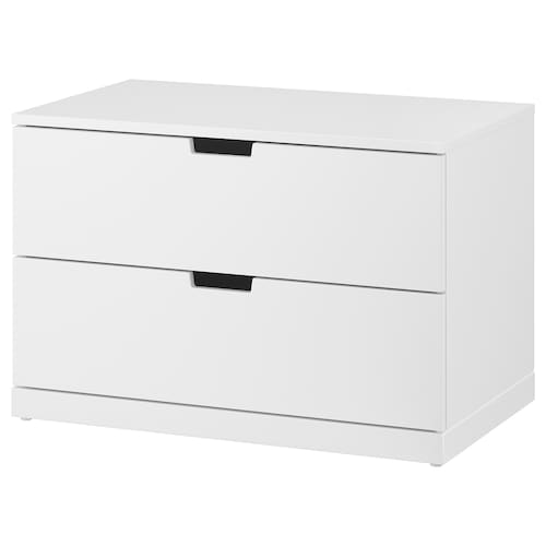IKEA NORDLI Chest of 2 drawers